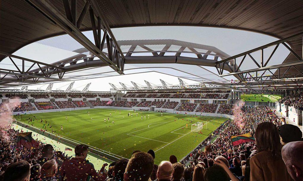 Lithuanian National stadium 2